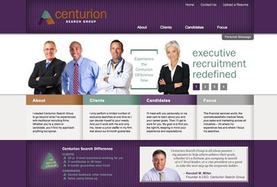 Centurion Search Group Case Study
